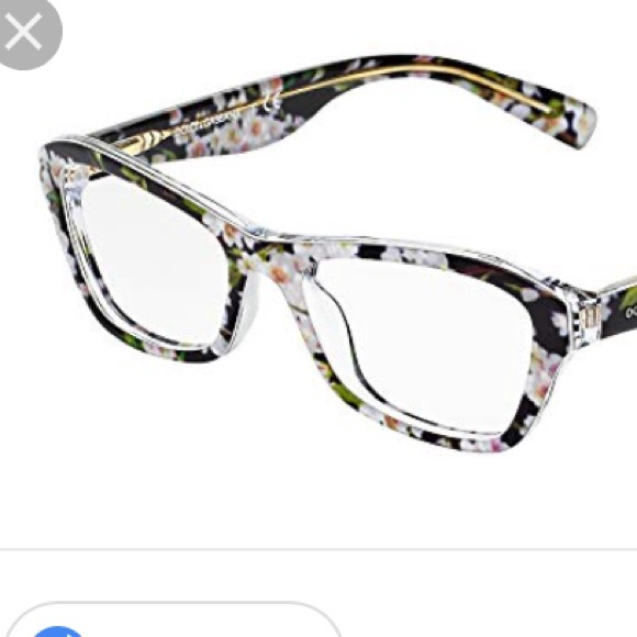 5eaa13e6124b Dolce   Gabbana Accessories - Dolce   Gabbana Girls Eyeglasses 🌸🌸🌸